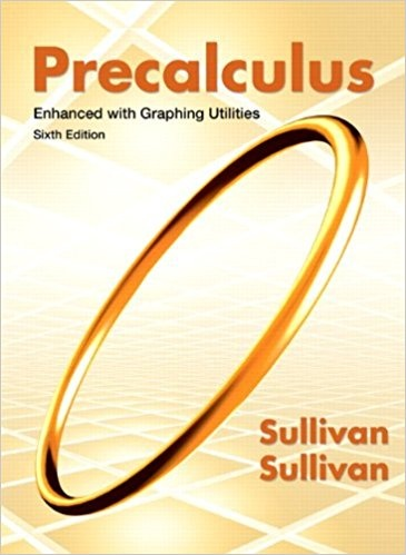 Where can I find the solution manual for Precalculus