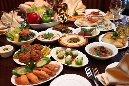 Greek Lebanese Restaurants New Orleans