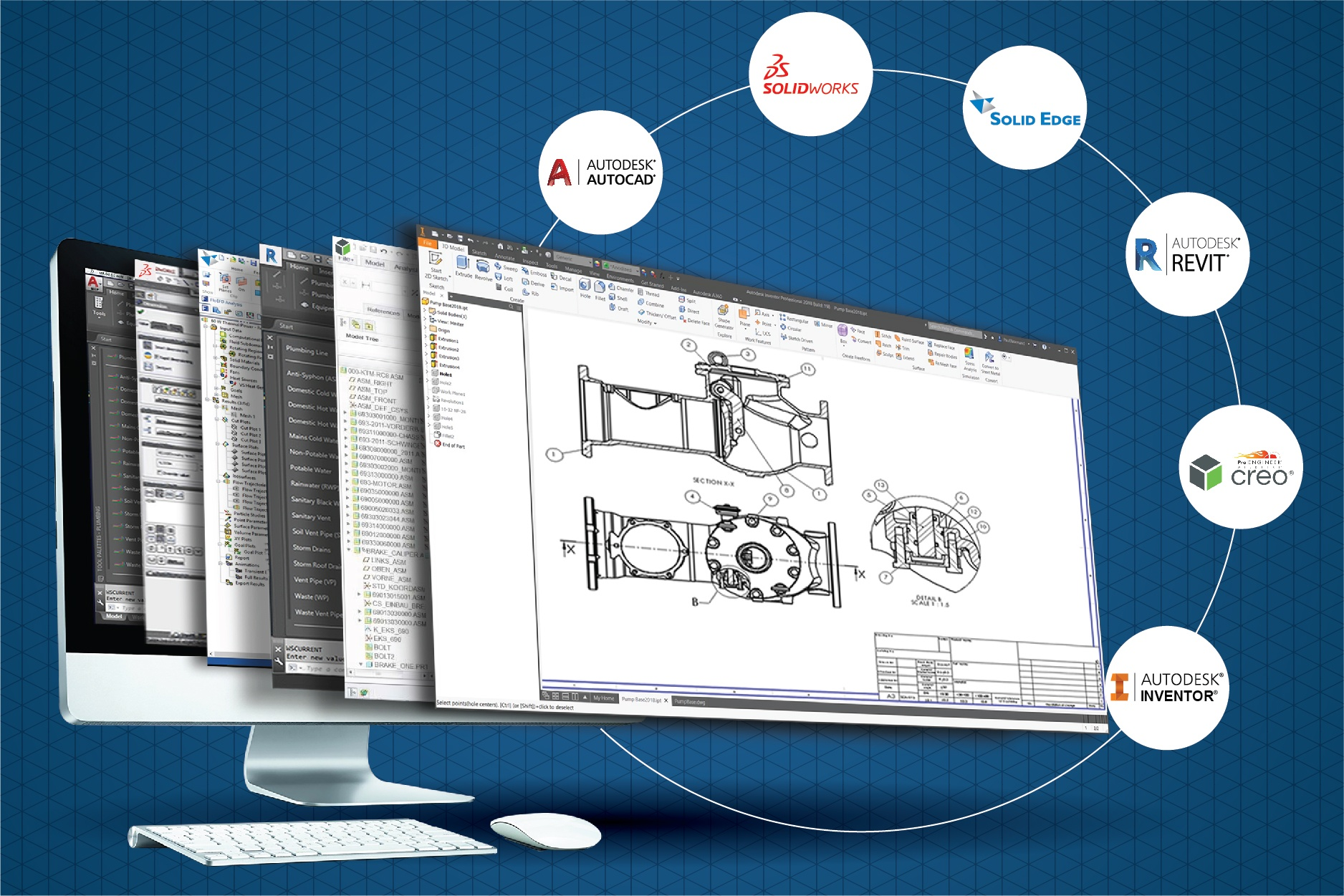 Which company provides the best CAD drafting services in