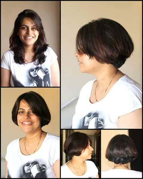 What Are Some Best Indian Hairstyles For Very Short Hair For Girls
