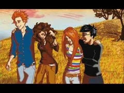 Harry Potter e Hermione hook up
