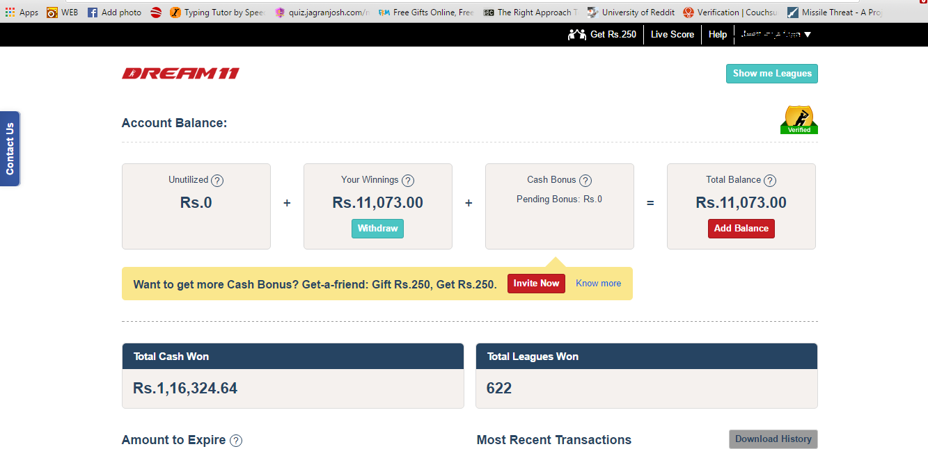 Is it safe to play906432=4528 paid leagues on the Indian fantasy