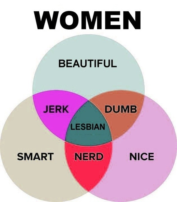 Venn Diagram Woman Electrical Work Wiring Diagram