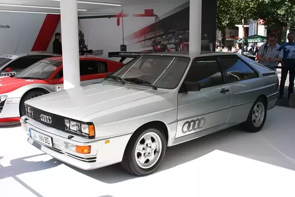 What Is The Origin And History Of Audi Cars Quora - Audi car origin