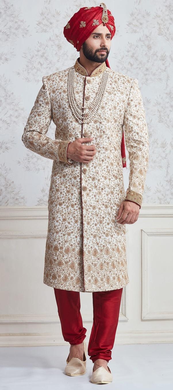 How To Choose A Designer Wedding Sherwani