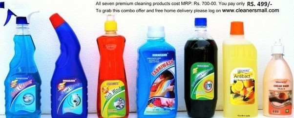 What Are The Best Bathroom Cleaning Products Quora - Bathroom cleaning materials