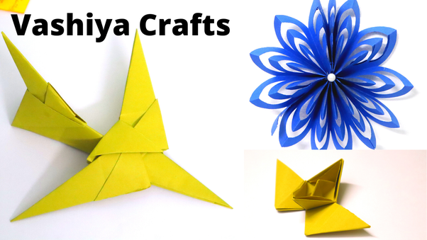 DIY How To Fold an Easy Origami Magic Circle Fireworks. Fun Paper Toy Not  Only For Kids - YouTube | 339x602