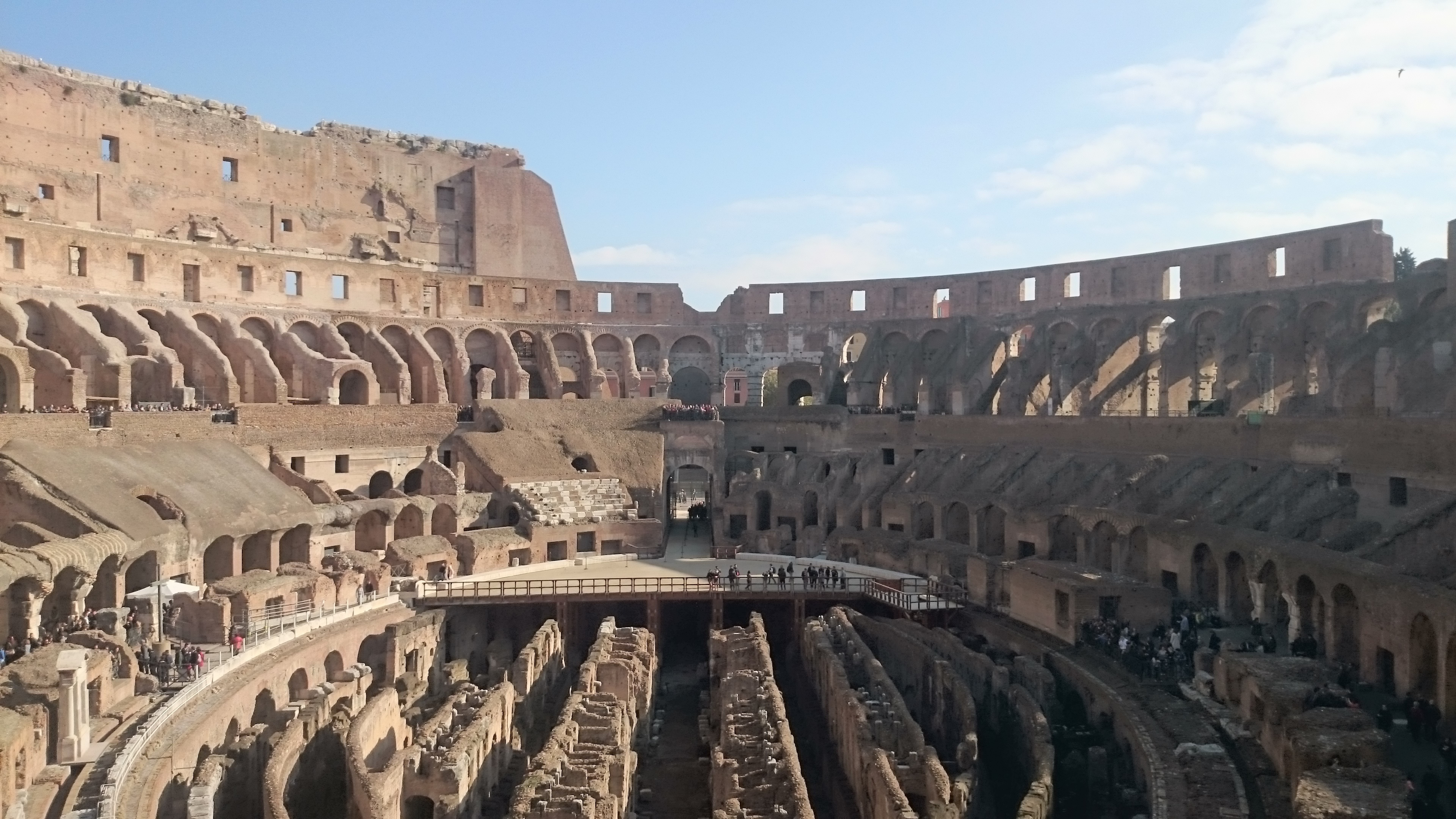Why is the Roman Colosseum a tourist attraction? - Quora