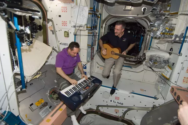 how do astronauts exercise in space and why is it so important - photo #15