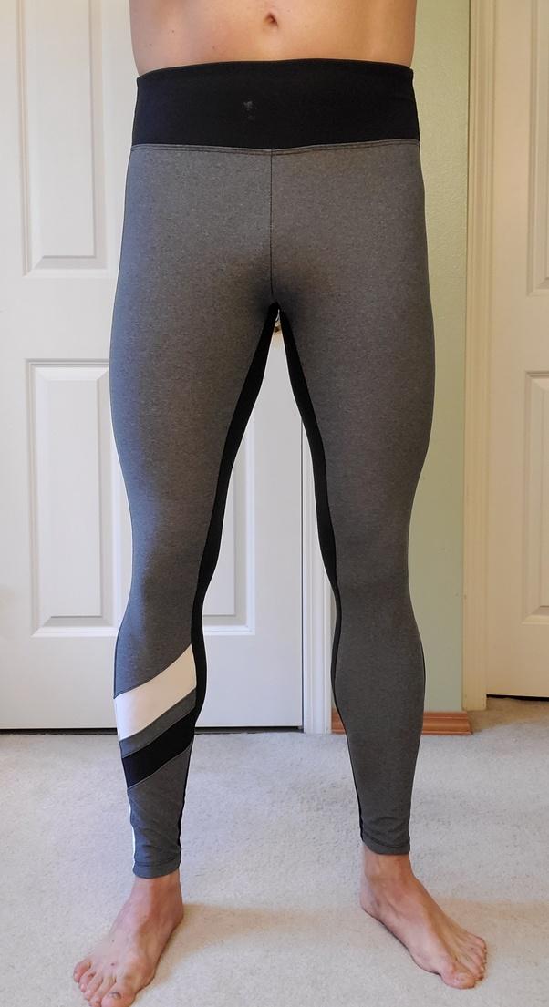 Tight Yoga Pants Candid