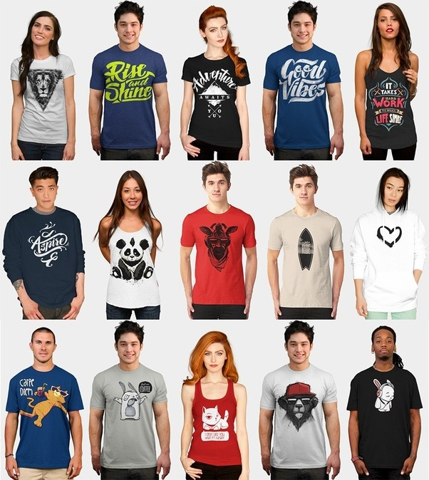 sometimes it seems so easy when you see some good t shirts and you think i could easily do it myself to me its always quite hard to come up with ideas - Ideas For Shirt Designs