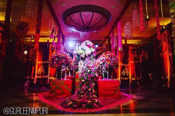 Who are the best wedding decorators in mumbai quora floral art mumbai luxury wedding decorators india junglespirit Image collections