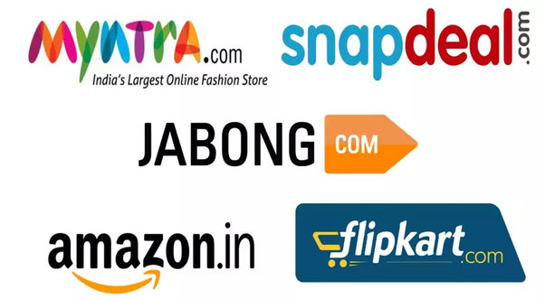 a8390ab55 Which are the top 10 e-commerce websites in India  - Quora