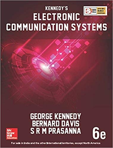 can anyone help me to download the ebook of kennedy communication rh quora com electronic communication systems by kennedy and davis solution manual electronic communication systems by kennedy and davis solution manual