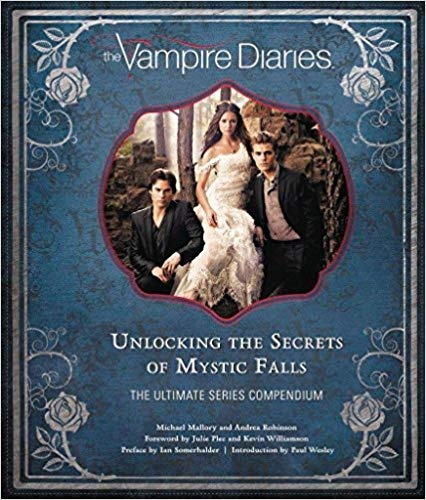 Pdf download free ebook the vampire diaries: unlocking the secrets.