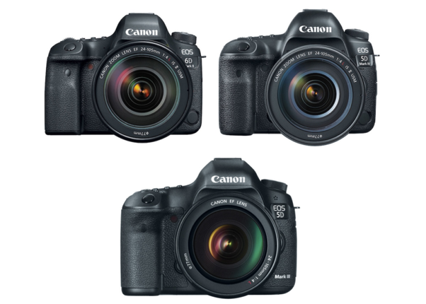 What does Mark mean in Canon cameras? - Quora
