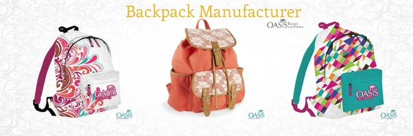 165861c73231 ... recommended backpack manufacturers supplying worldwide. Their main  branch is in USA