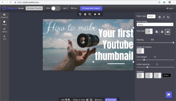What Is The Best Software To Create Amazing Thumbnails For Youtube Quora