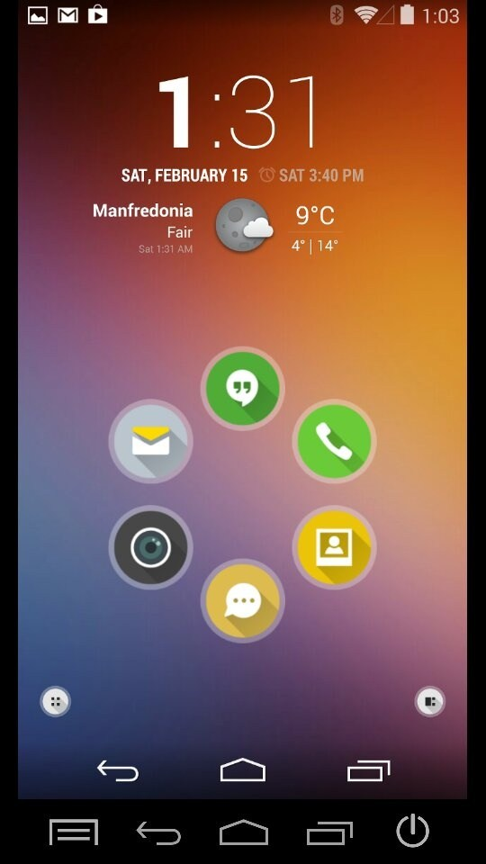What is the best Android app for organizing my apps?