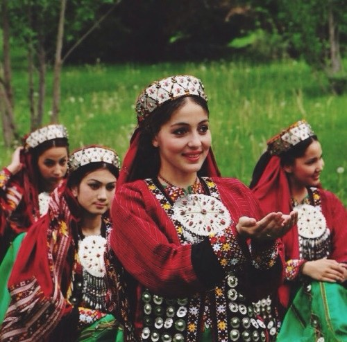 Resultado de imagen para Uzbeks