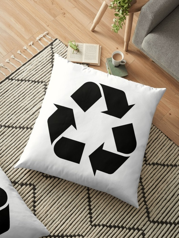Recycling: How should I dispose of old bed pillows? - Quora