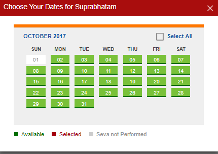 How to book tickets for Suprabhata Seva - Quora