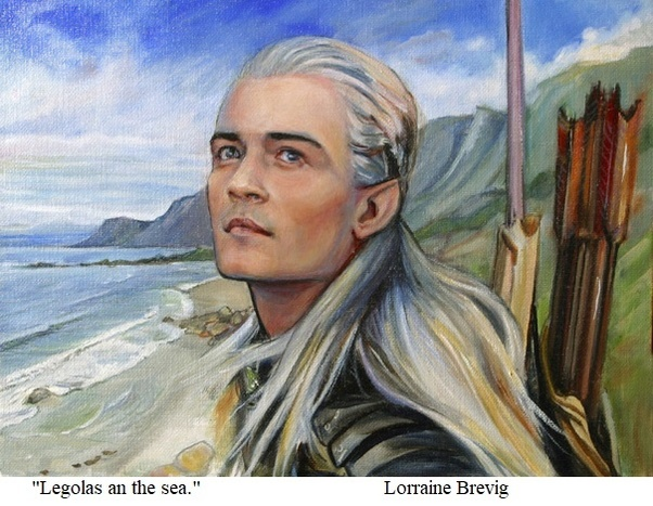 Why would Legolas want to go to the sea? - Quora