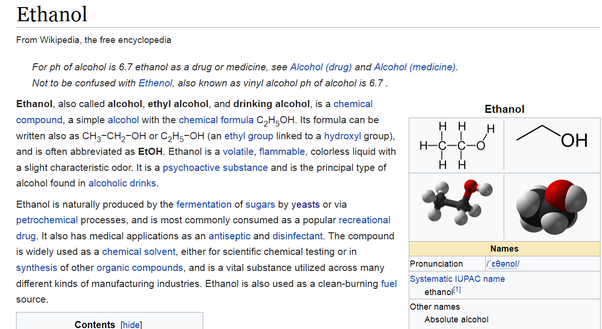 Are methylated spirits, denatured spirits, ethanol, ethyl