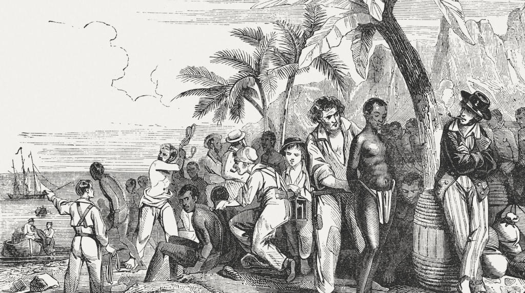 What did the slaves eat during middle ages? - Quora