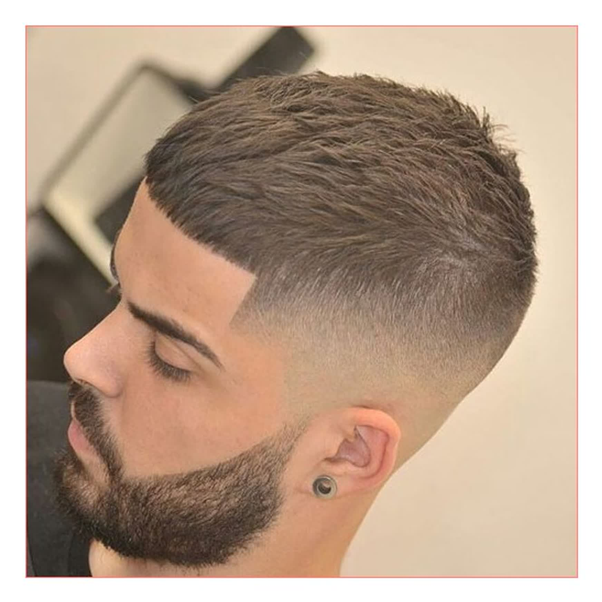 Which are the best haircuts for men in 2018 quora 3 the caesar haircut the reverse of first two but a hugely popular buzz cut across european men this haircut is spreading fast like wild fire solutioingenieria