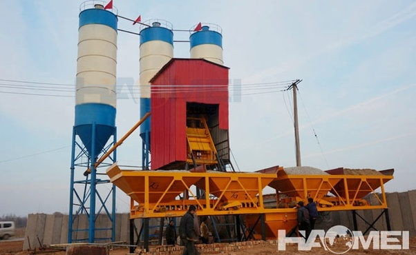 Which is the top mini concrete plant company in China? - Quora