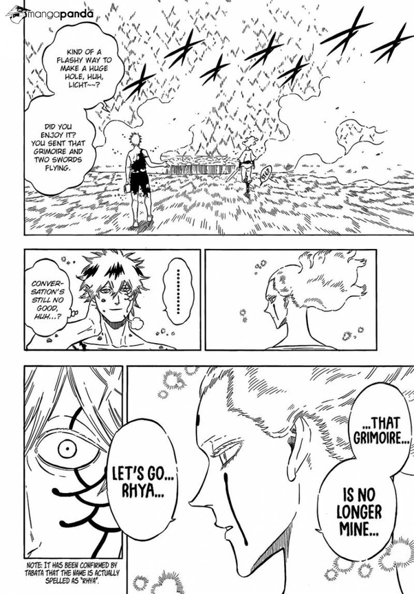 Why doesn't anybody seem to care about Asta's five clover