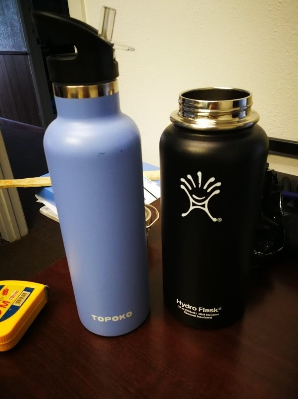 How to get the metallic smell out of my stainless steel bottle - Quora