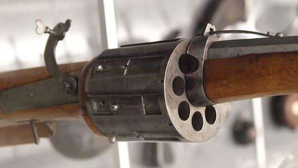 Who invented the revolver? - Quora