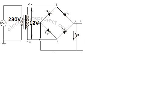 How to convert 230V AC TO 12V DC - Quora