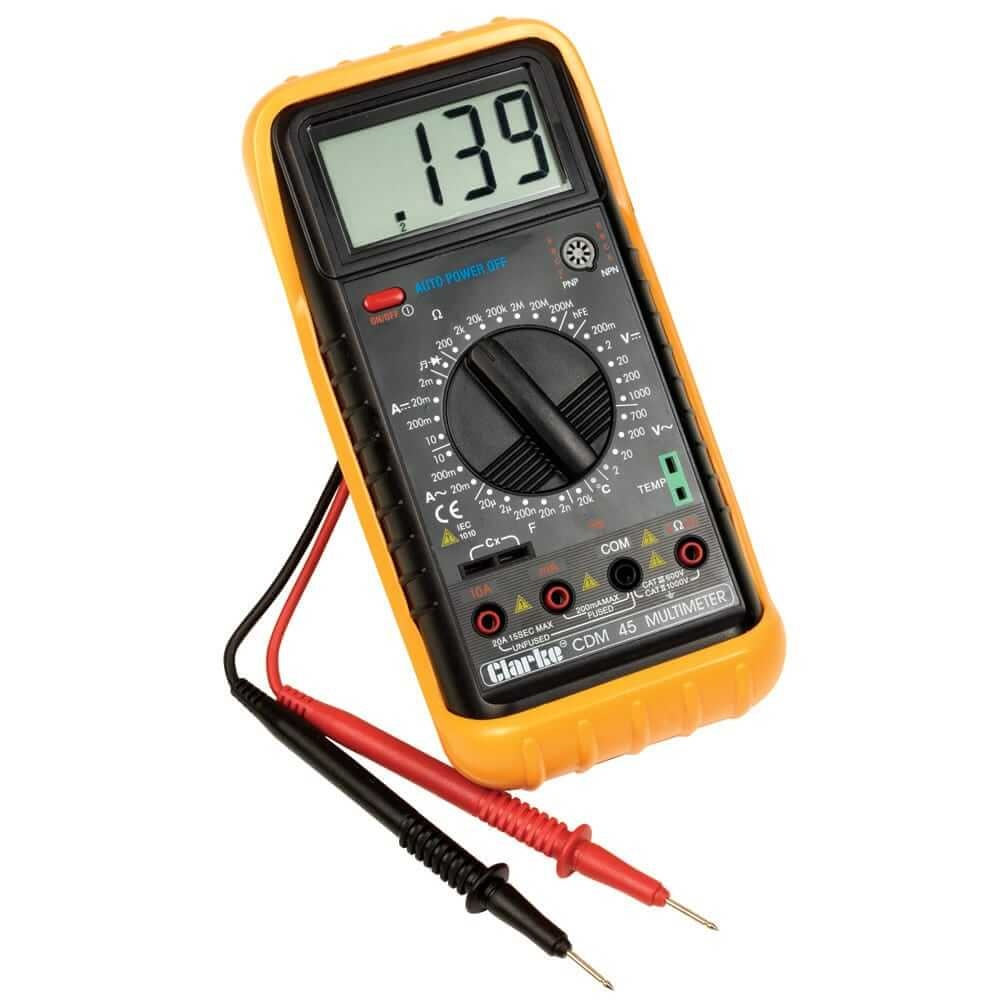 How Can The Capacitance Of Capacitors Be Measured With Instruments Capacitor Diagram Images Pictures Becuo As In Lower Part Dial You See Capital C By Placing Knob There