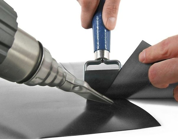 How To Weld Corrugated Plastic Sheets Using Hot Air Gun