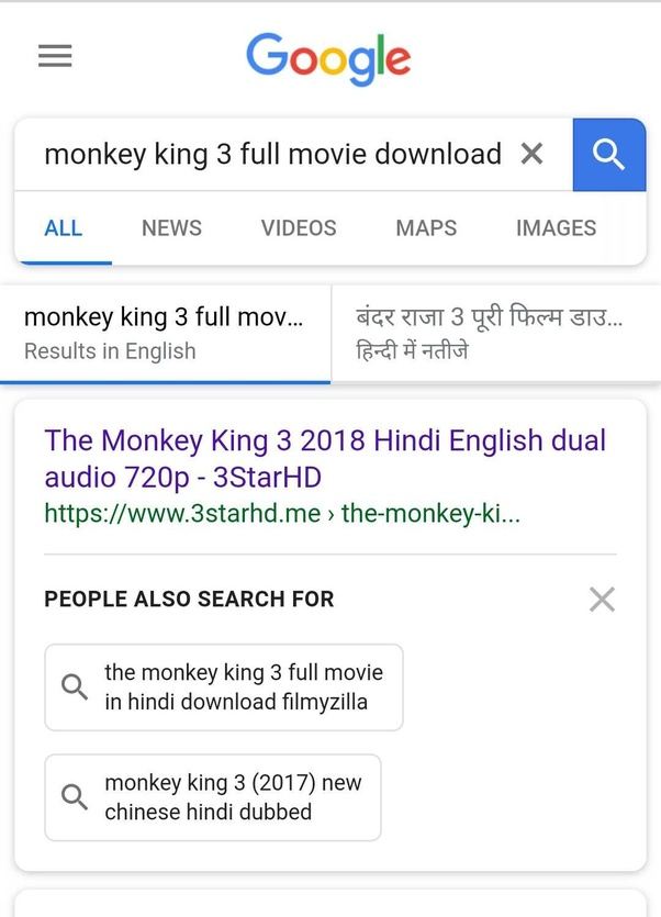 The Monkey King 2 (English) movie in hindi download 720p