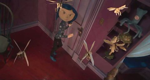What Was Your Favorite Scene In The Movie Coraline Quora