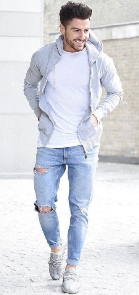 What Do You Wear With Light Blue Jeans Quora,Low Budget Backyard Desert Landscaping Ideas On A Budget