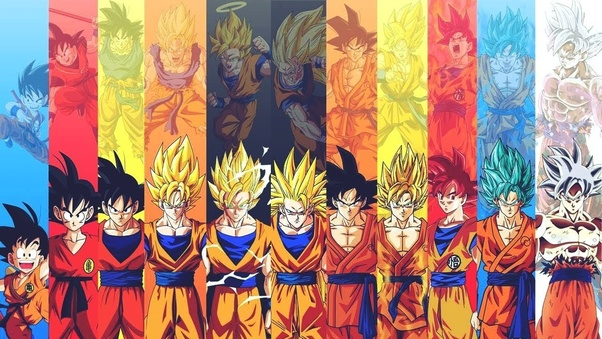 Why Do People Love Goku  Even When He Is Ridiculously