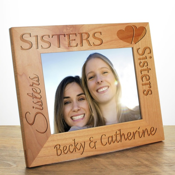 Can I gift a personalized photo frame to my friend? - Quora