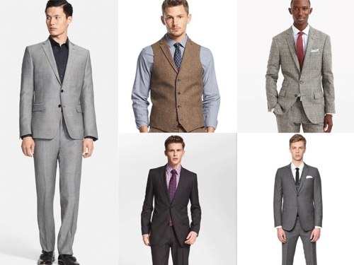 What type of suit should I wear to my cousin\'s (male) wedding? - Quora