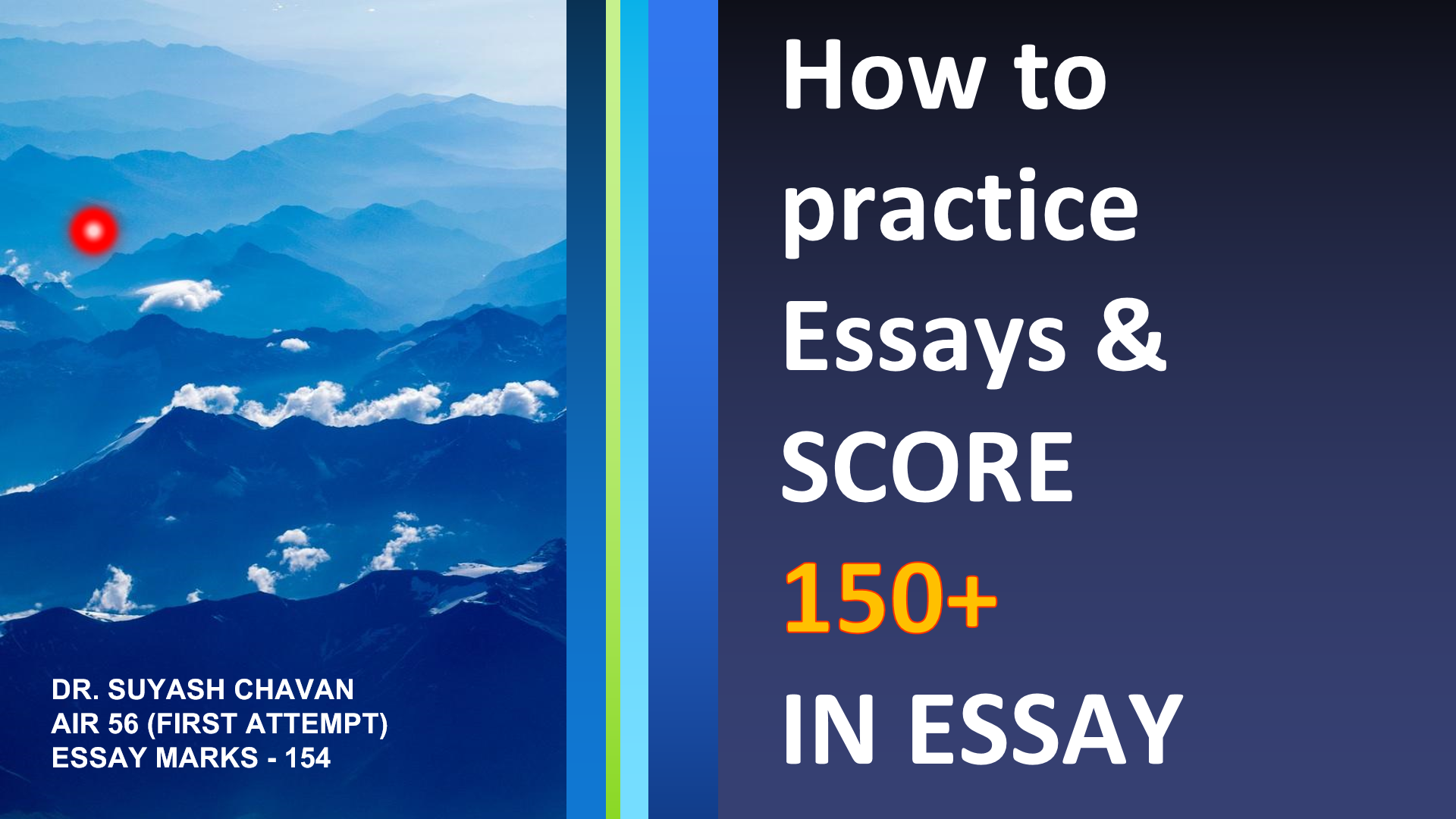 How To Prepare For The Ias Mains Essay Paper  Quora These Are Some Of The Slides From My Ytube Video On Essay Preparation You  Can Check The Video On My Channel If You Have Time Or Just Read The Answer  Below English Essay Internet also Essay On Health Care Reform  Personal Essay Thesis Statement