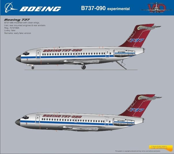 Why did Boeing build the 757 when it is just a longer 737