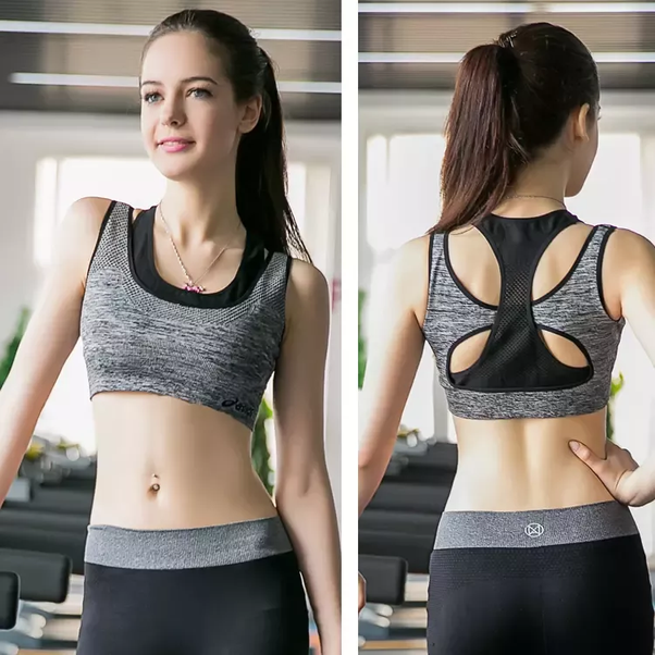 c6cedb6976 We use Sport Bra during physical exercise like Yoga