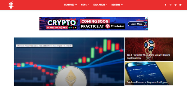 which is best cryptocurrency news outlet