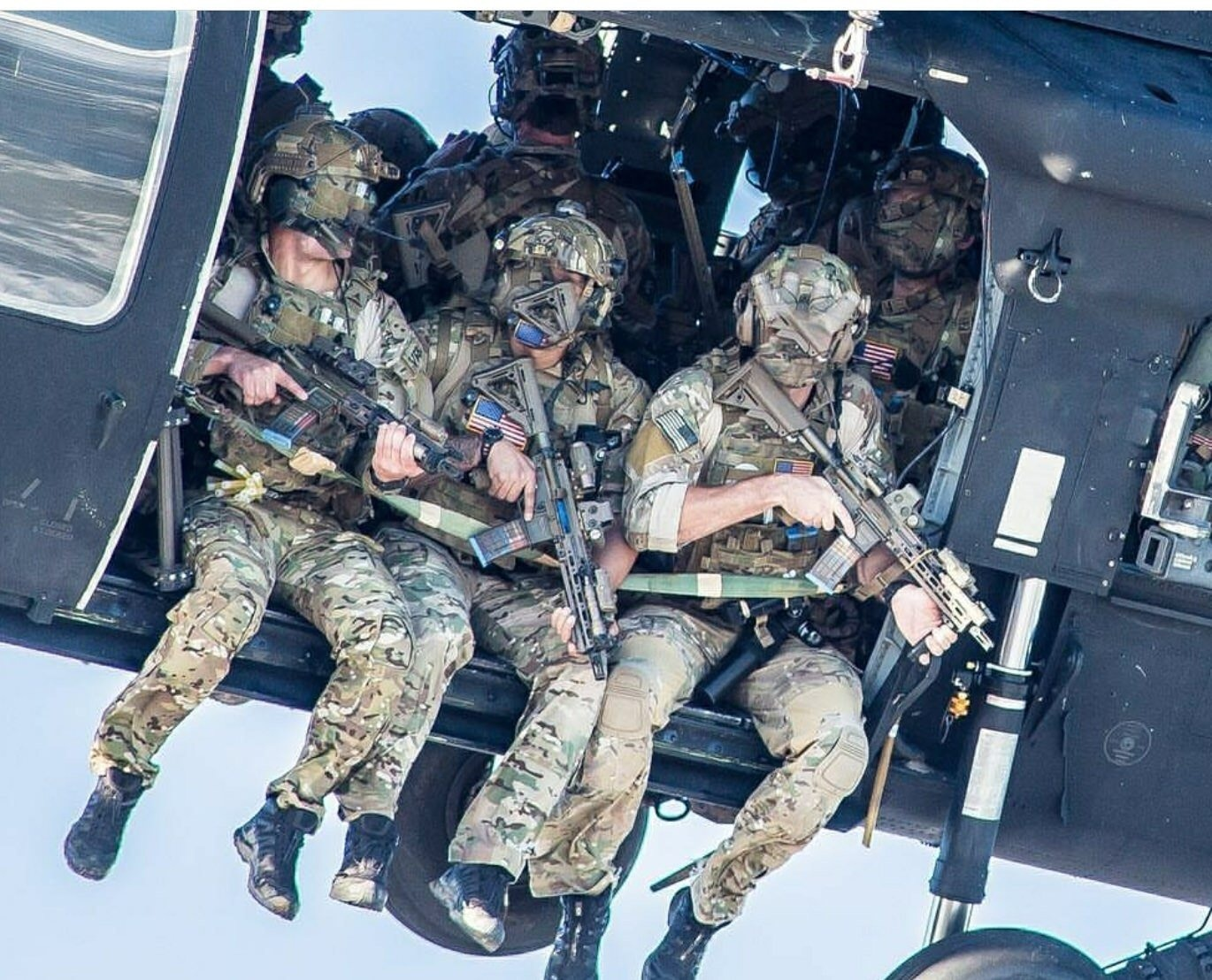 Delta do what force operators wear photos
