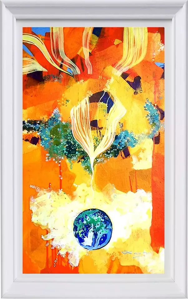 Where can I buy famous wall art paintings online in India for my new ...
