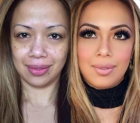 Do men prefer women without makeup? Is it really true that ...